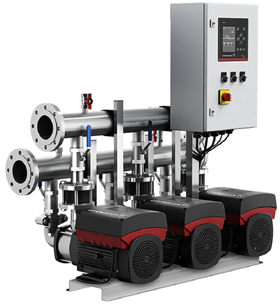 The new Hydro MPC CME has all the benefits of the CU 352 controller in a more compact system with a smaller footprint.