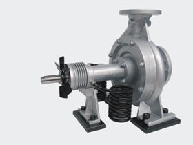 The NKX circulation pump from Dickow Pumpen.