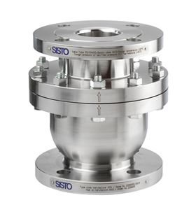 Fluid-controlled SISTO-KRVNA valves vent additional safety systems in nuclear power stations.