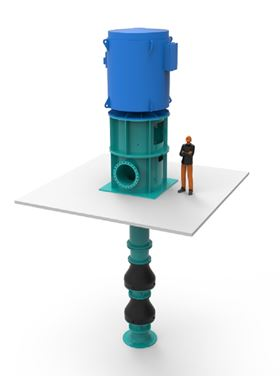 Bedford Pumps wins Welsh pumping station project
