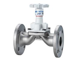 The SISTO-16TWA stainless steel diaphragm valve for drinking water applications. (Image: KSB SE & Co. KGaA, Frankenthal)