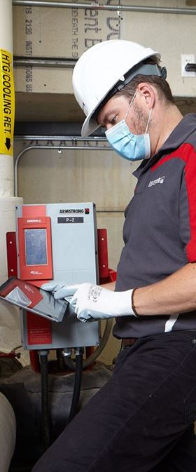 The webinar covers such critical issues as system flushing, bacteriological testing, required PPE, safely changing filters, cleaning equipment and more.