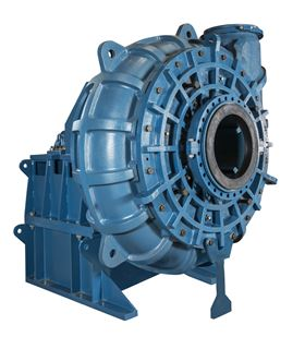 Metso Outotec mill discharge pumps are robust and have been designed to operate reliably in highly abrasive environments.