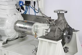 Amarinth API 610 OH2 pumps ready for shipment to the Coral South Development Project, Mozambique.