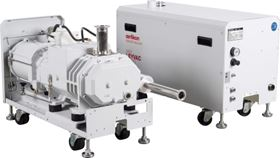 Oerlikon Leybold Vacuum's LEYVAC line of dry compressing vacuum pumps has been developed for the specific requirements of industrial processes and coating applications.