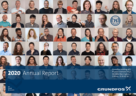 Grundfos has published its 2020 Annual Report and Sustainability Report.