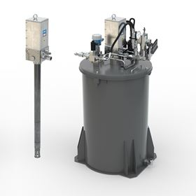 The BPH30 is designed for large automatic lubrication systems and filling processes.
