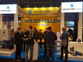 Selwood has appointed Van der Ende Group as a pump distributor in the Netherlands.