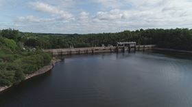 The Inniscarra Dam is owned and operated by the ESB Group.