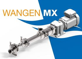 The modular design and strong construction of the MX range offer stability and pressure for use in hygienic fields.