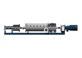 Situated between the feed hopper and the pump-bearing housing, DJA enables drive-side access in just 11 minutes.