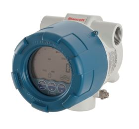 Blancett's new explosion-proof B3100 flow monitor.