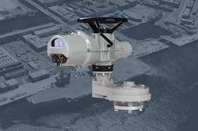 Rotork's IQ3 actuators were chosen and had to be specially adapted by Rotork to overcome problems around confined spaces and difficult access.
