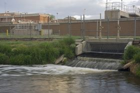 Little Patuxent Water Reclamation Plant is being upgraded using ITT supplies