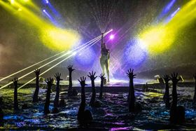 Fluidra hosts water show to celebrate 50th anniversary