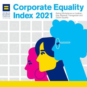 The Human Rights Campaign Foundation's 2021 Corporate Equality Index.