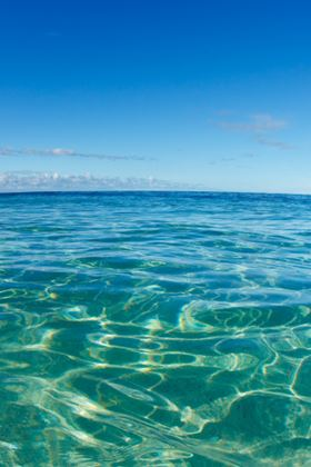 The Bahamas rely on reverse osmosis for most fresh water.