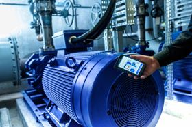 Top feature: KSB's Sonolyzer mobile app allows users to analyse the efficiency of fixed speed pumps with asynchronous motors in just 20 seconds.