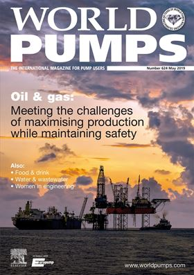 The May issue of World Pumps is now available. Subscribe today!