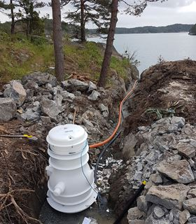 Sulzer's self-contained sewage pumping stations provide a cost-effective solution for remote locations.