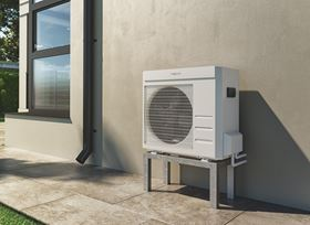 Viessmann has entered the monobloc air source heat pump market with the introduction of the new Vitocal 100-A air source heat pump