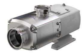 The new Twin Screw Pump models are designed to handle lower flow rates for hygienic applications in the dairy, food, beverage and home-personal care industries.