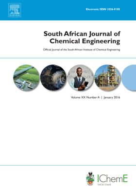 The South African Journal of Chemical Engineering is now open for submissions.