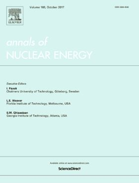 Elsevier journal Annals of Nuclear Energy.
