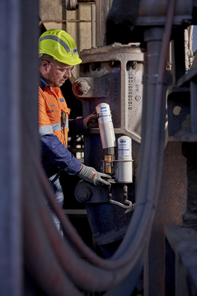 The Accumin lubrication system prevents bearing assembly failures, reduces maintenance and promotes safety.