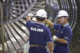 A Sulzer service centre in Purwakarta, Indonesia. Photo: Sulzer.