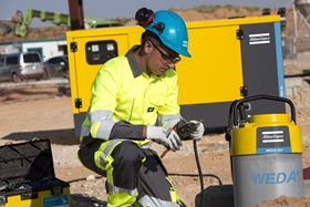 In remote locations requiring a portable power supply, the decision is usually between pneumatic and hydraulic pumps.