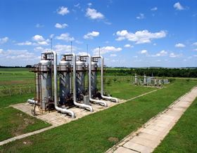 An example of an underground gas storage facility. Image courtesy of Shutterstock.