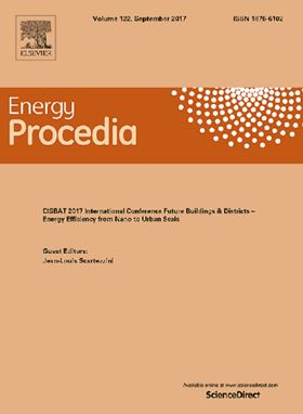Elsevier journal Energy Procedia.