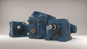 WEG's WG20 gear units are available with high-performance motors in energy efficiency classes up to IE4.