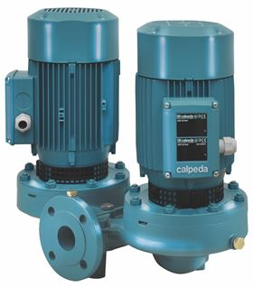 The two new models from Calpeda feature a built-in automatic switching valve for simple single or parallel operation.