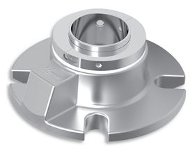 John Crane's T4111 single-use elastomer bellows cartridge seal is a general-purpose sealing solution for low-duty applications.