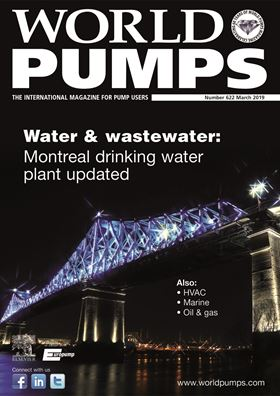The March issue of World Pumps is now available. Subscribe today!