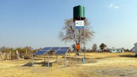 The Franklin Wells for the World Foundation programme has brought fresh drinking water to many parts of Africa.