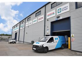 Obart Pumps has awarded its main delivery contract to the DX Group.