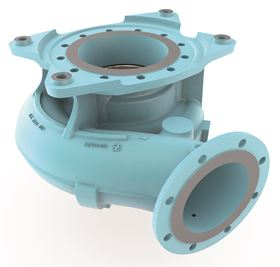 Allweiler will exhibit the new compact MA-C and MA-S marine centrifugal pumps at SMM. Image: CIRCOR International Inc.