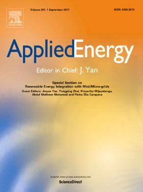 Elsevier journal Applied Energy.