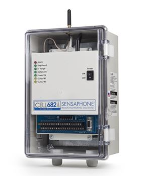 The Sensaphone® CELL682™ system.