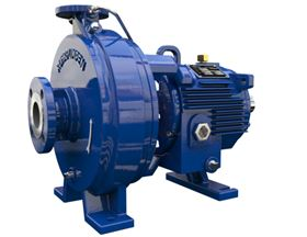 Ruhrpumpen's new ANSI, end-suction low flow centrifugal pump.