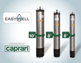 The EASYWELL series aims to offer CAPRARI customers extremely low energy consumption, as compared to the average of the industry, at a very competitive price.