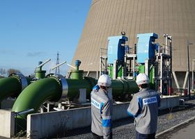 Sulzer experts from France and Switzerland worked to propose a solution that met EDF's technical requirements.