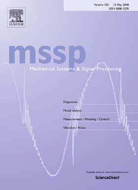 Mechanical Systems & Signal Processing.