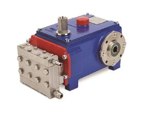 The HYDRA-CELL MT8 Series from Michael Smith Engineers offers repeatable accuracy at low flow rates and high pressures.
