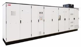 ABB's AVS6080 drive  control technology combines the power and performance of several devices into one.