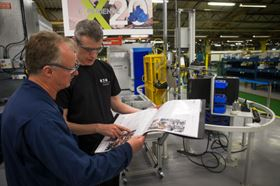 Eaton Hydraulics gears up pump assembly at its UK Havant