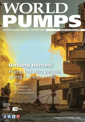 World Pumps February - out now